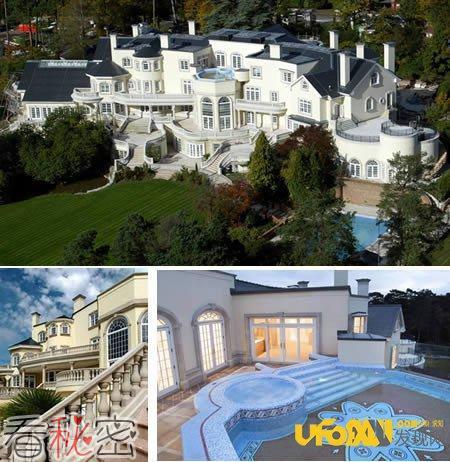 世界上最豪华的别墅;中国10大超级豪宅