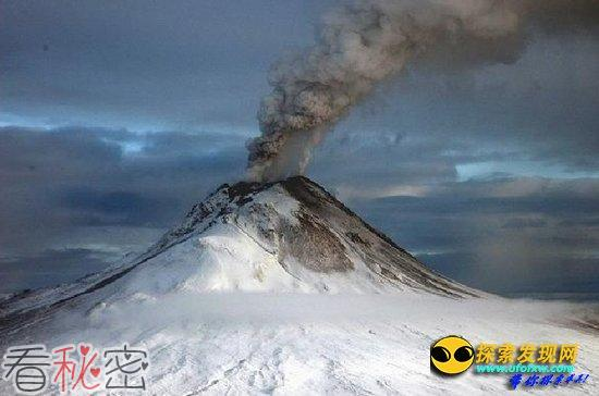 火山喷发削弱地球变暖:神奇颗粒可反射阳光