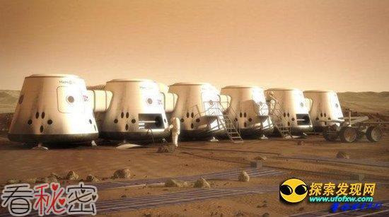 7.8万人申请离开地球前往火星定居