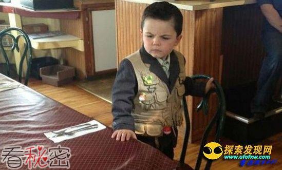 美国4岁儿童当选镇长 被赞口齿清晰有礼貌