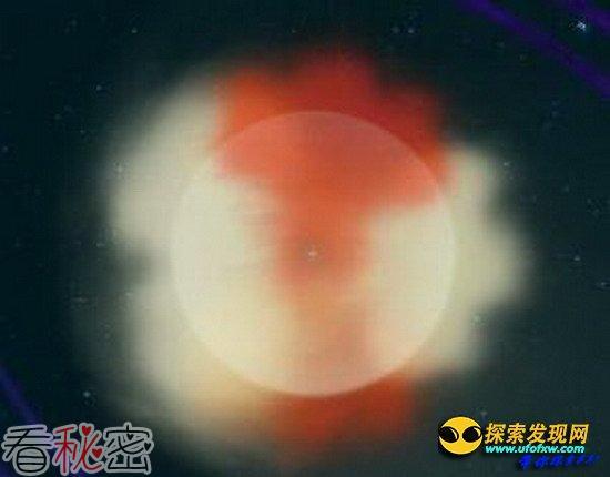 """科学家首次观测太阳风层尾部像""""四叶苜蓿"""""""
