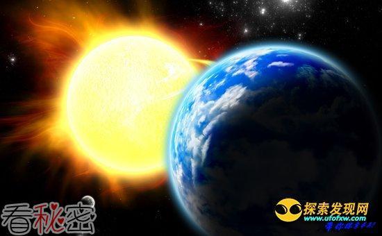 太阳爆发事件与四川7级强震或存周期性关联