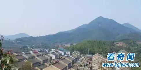 赵城三千年古村未解之谜