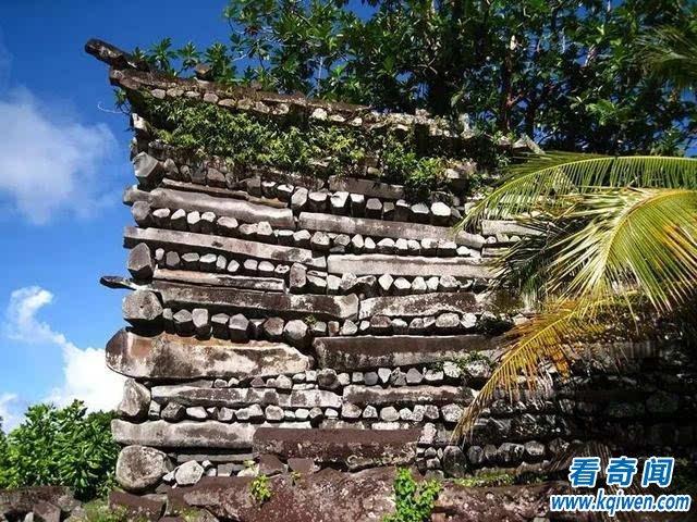 千年未解之谜,南马都尔遗址,隐藏在太平洋深处的秘密