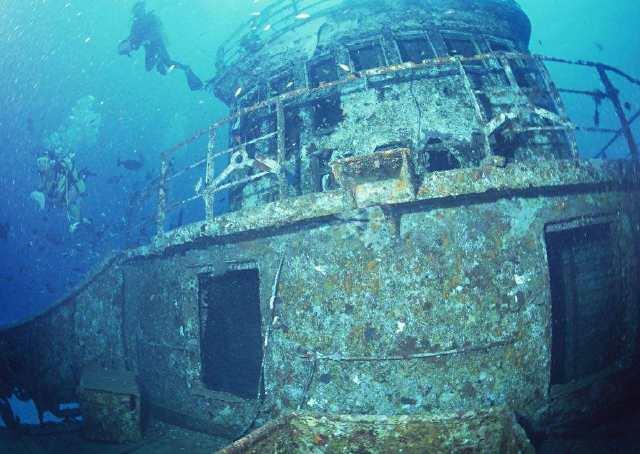 不可思议的3个海底未解之谜, 真实存在