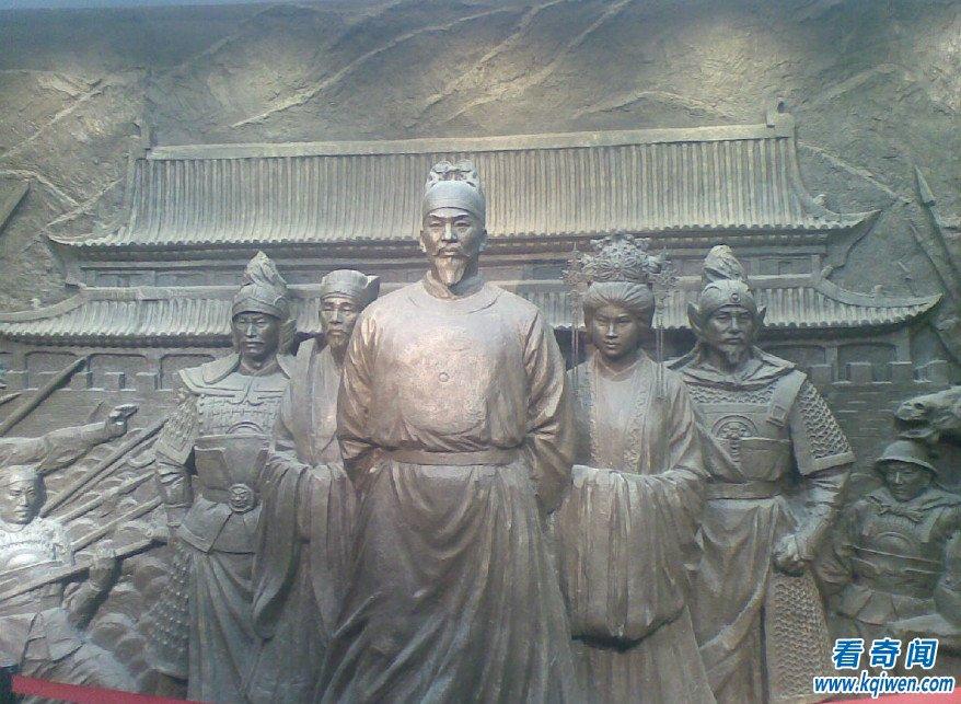 朱元璋墓地明孝陵墓的传说,千古未解之谜