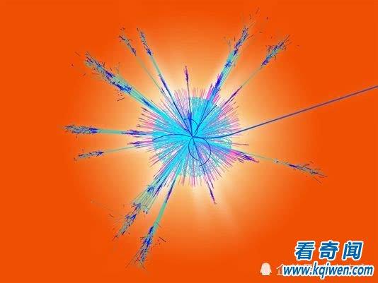 奇异上帝粒子的速度超越了光速,成为物理界的未解之谜