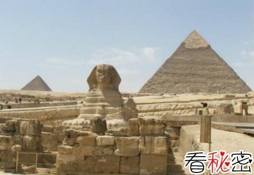 埃及金字塔,古埃及文明的象征