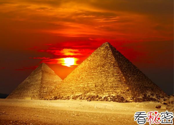 金字塔之谜,金字塔的未解之谜