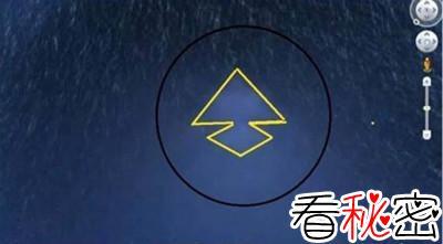 太平洋底现巨型金字塔,外星人建造