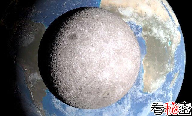 月球背面为什么去不了,月球背面到底有什么?