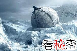 南极洲外星人基地谜团曝光,外星人留下超现代化建筑群