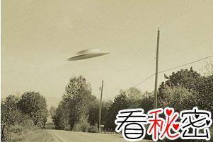 索科洛镇外星人事件,美国警方竟目击外星人乘坐UFO降落