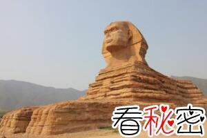 古埃及狮身人面像之谜,金字塔的守护神(纪念太阳神胡夫)