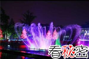 西安大雁塔喷泉开放时间详解,喷泉每场表演时长为20分钟