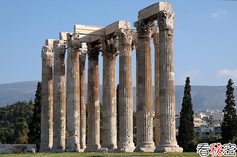 古希腊三大神庙:赫拉神庙是奥运开端(附神庙最全列表)