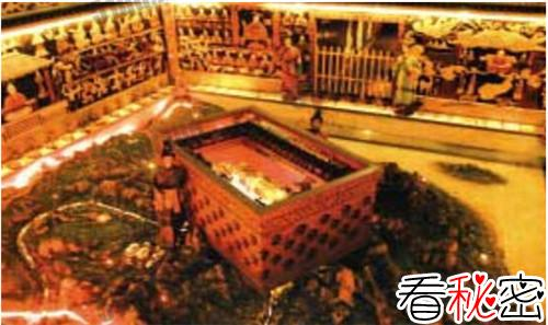 考古学家透露秦始皇陵内藏奇怪生物,所以一直不敢挖掘