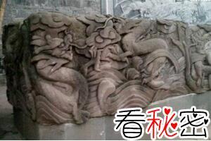 盗墓笔记九龙抬尸棺,东夏国万奴王的巨型蚰蜓棺