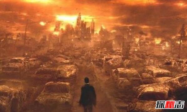 真实去过地狱的人,画家醒后竟清晰的画出地狱场景