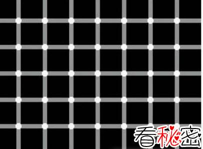 最恐怖的十大错觉图,你能坚持几个?