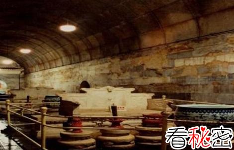 北京十三陵棺木诅咒灵异事件