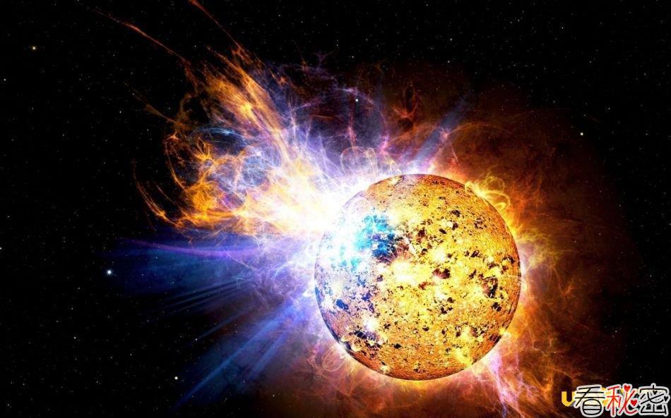 如果太阳光束对准地球,地球上所有生命将被蒸发