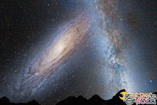 适者生存:小星系被大星系无情吞并