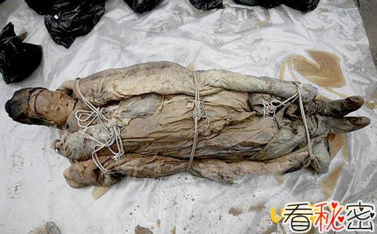 汉代女尸不腐之谜,能否解开人体的秘密
