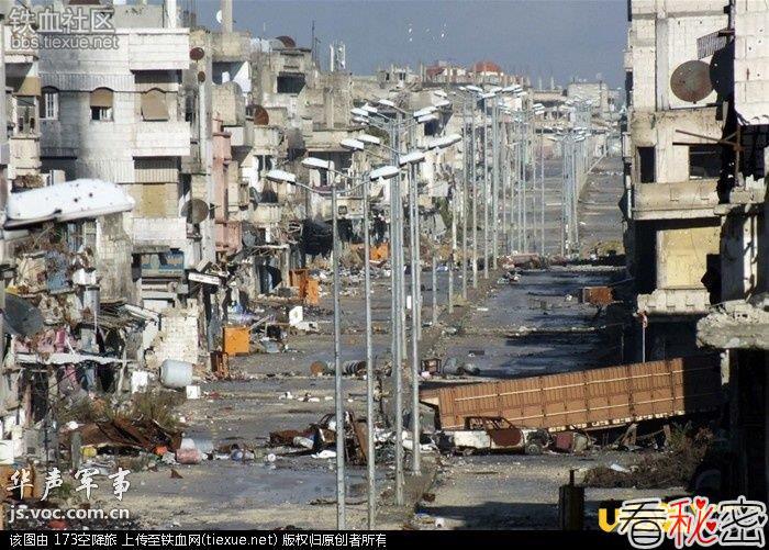 叙利亚局势最新消息;战火中的叙利亚文明
