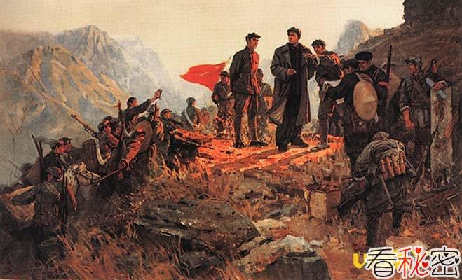 热血的红军长征故事:中国工农红军的一段青春传奇