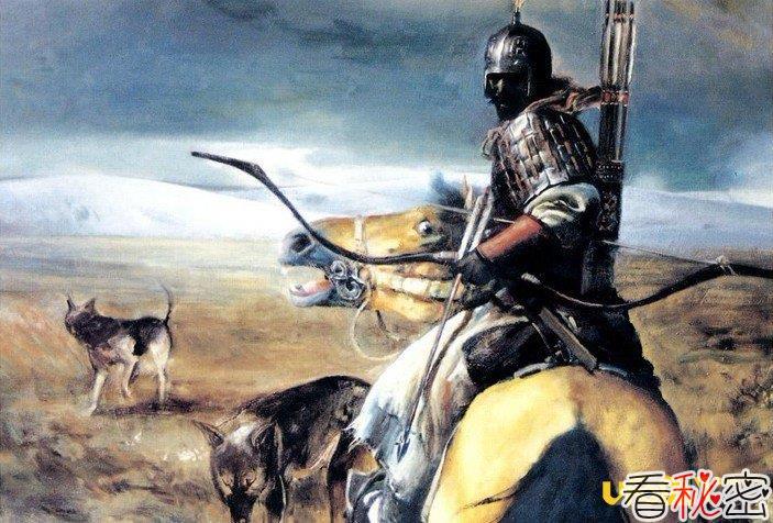 匈奴的兴起及与汉朝的和战:消失在历史中的民族