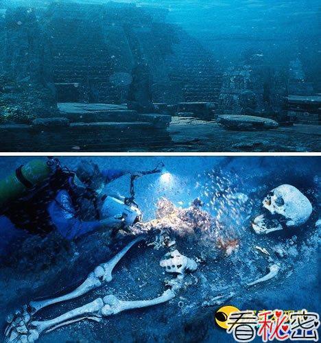 消失在海底的远古三大陆 现有科学无法证实