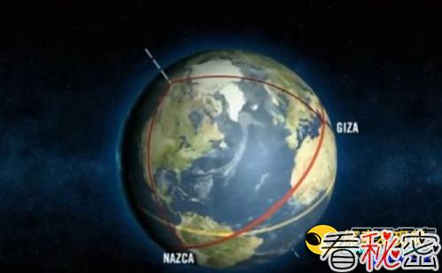 地球远古文明揭秘:黄金定律无处不在