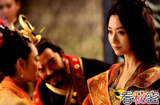 """中国古代宫廷内最著名的""""五大艳后"""""""