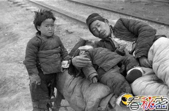 亲历者忆59年大饥荒:饿死者尸横遍野