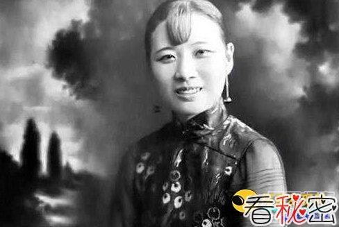 民国风景:选美技压宋美龄的上海名媛