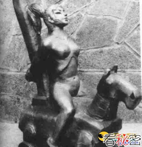 古代处罚淫女的下流刑具:竟有这玩意?