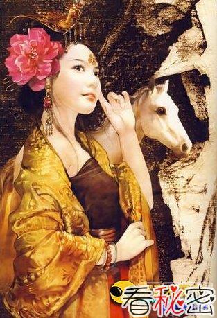 唐朝公主整治出轨丈夫 活剥小三脸皮