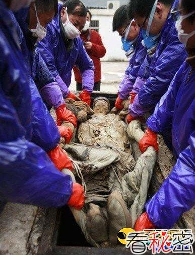中国五大不腐女尸:虽经千年鲜如活人