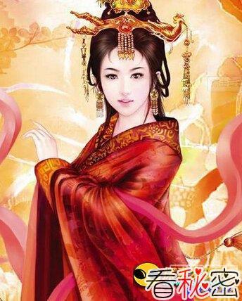 揭秘中国历史上第一女政治家 吕后
