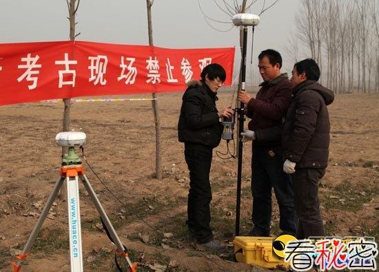邺城遗址北吴庄佛教造像埋藏坑发掘