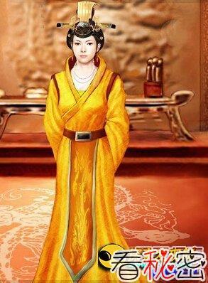 中国历史四大女皇帝:武则天仅排第三
