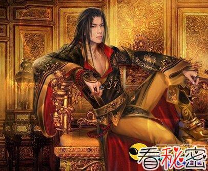 悲催!中国有个皇帝竟因同性恋丢江山
