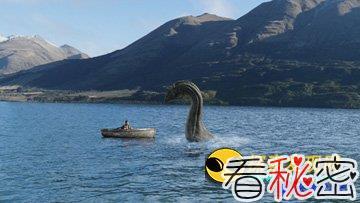 水怪再现身尼斯湖:吓傻当地多名渔民