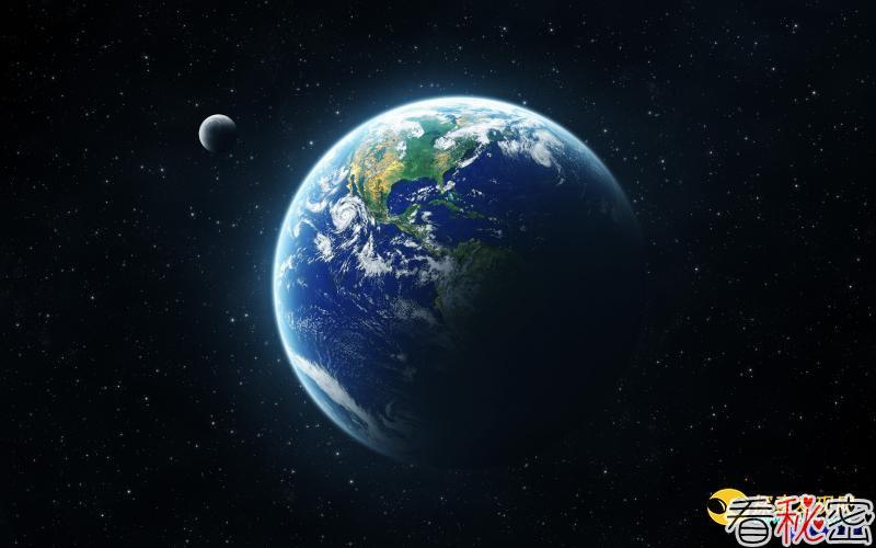 """世界最美风景:在月球上看""""地出"""""""