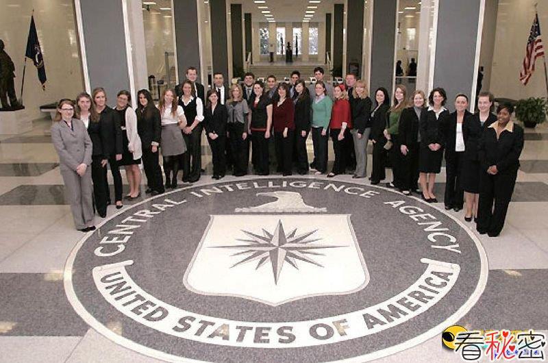 UFO发现网独家带你进入美国中央情报局(CIA)