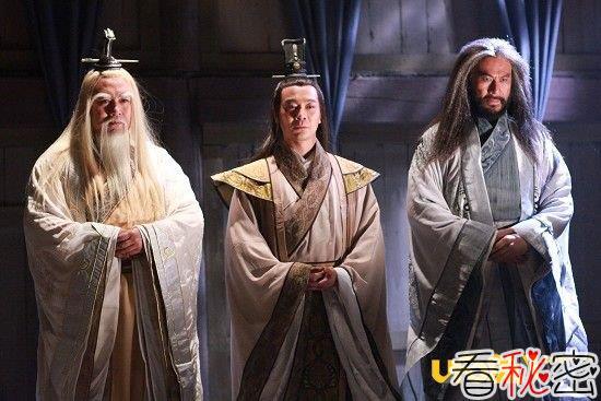 元始天尊是三清中的哪一位:元始天尊的师傅竟是这个人