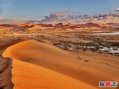世界上最古老的沙漠纳米比沙漠 值得一去的神秘之地
