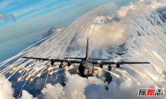 世界上攻击力最恐怖飞机,一次干掉整个集群装甲(飞行炮艇)