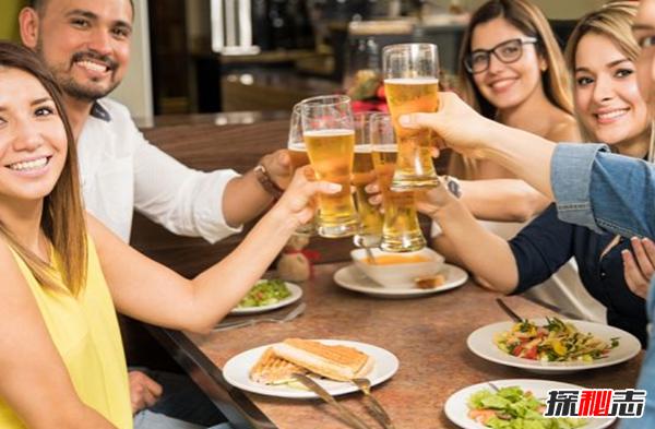 世界十大啤酒生产国,西班牙产量约138个奥运游泳池